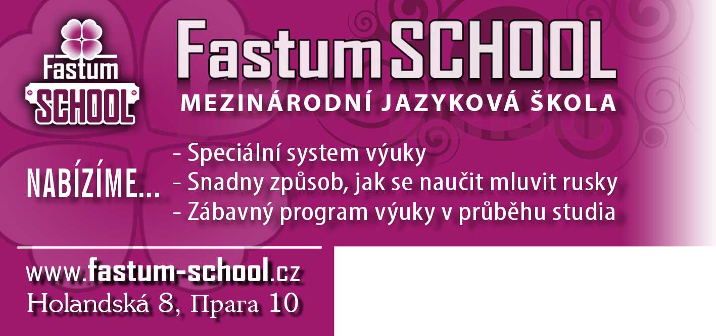 Mezinárodní jazyková škola Fastum School Praha 10 Kurzy ruštiny